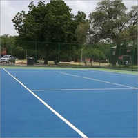 Synthetic Acrylic Tennis Court Floorign