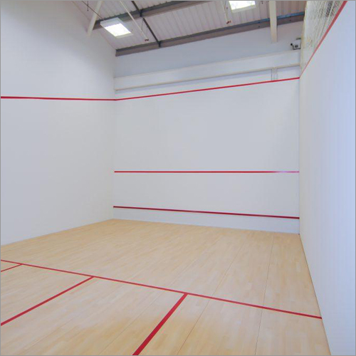 Squash Court Maple Wooden Flooring