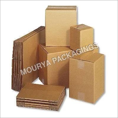 Small Corrugated Box