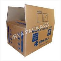 Printed Corrugated Box