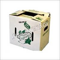 Printed Packaging Corrugated Box