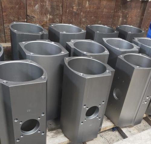 Chennai Aluminium Hard Coat Anodizing Service