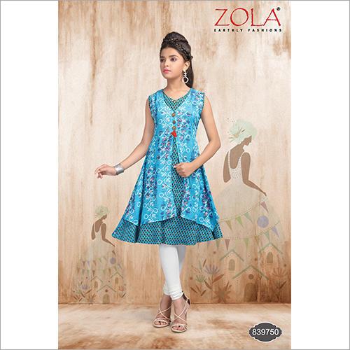 Attractive Baby Salwar Suit