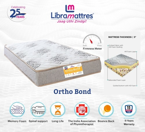 Libra Mattresses-ortho Bond