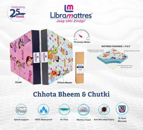 Libra Mattresses - Chhhota Bheem And Chutki