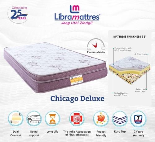 Libra Mattresses - Chicago Deluxe