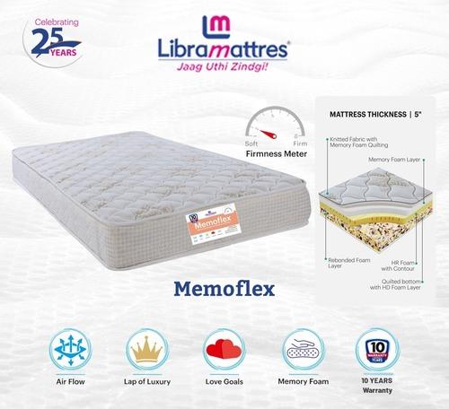 Libra Mattresses - Memoflex