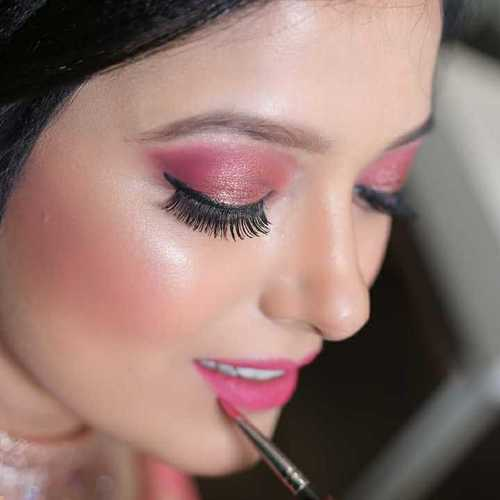 Engangement Makeup