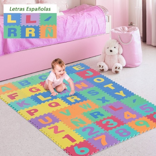 Kids Foam Puzzle Mat (3 Feet)