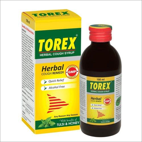 100 ML Torex Herbal Cough Syrup