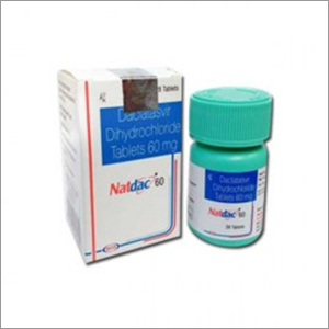 60 mg Daclatasvir Dihydrocloride Tablets