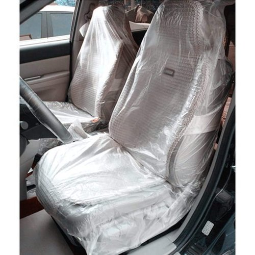Car Plastic Seat Cover