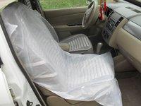 Car Plastic Seat Cover