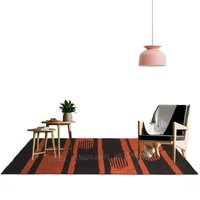 High Quality Jute Flat Weave Carpets for Floor Area