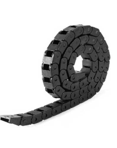 25 x 38mm 1m Cable Drag Chain Wire Carrier