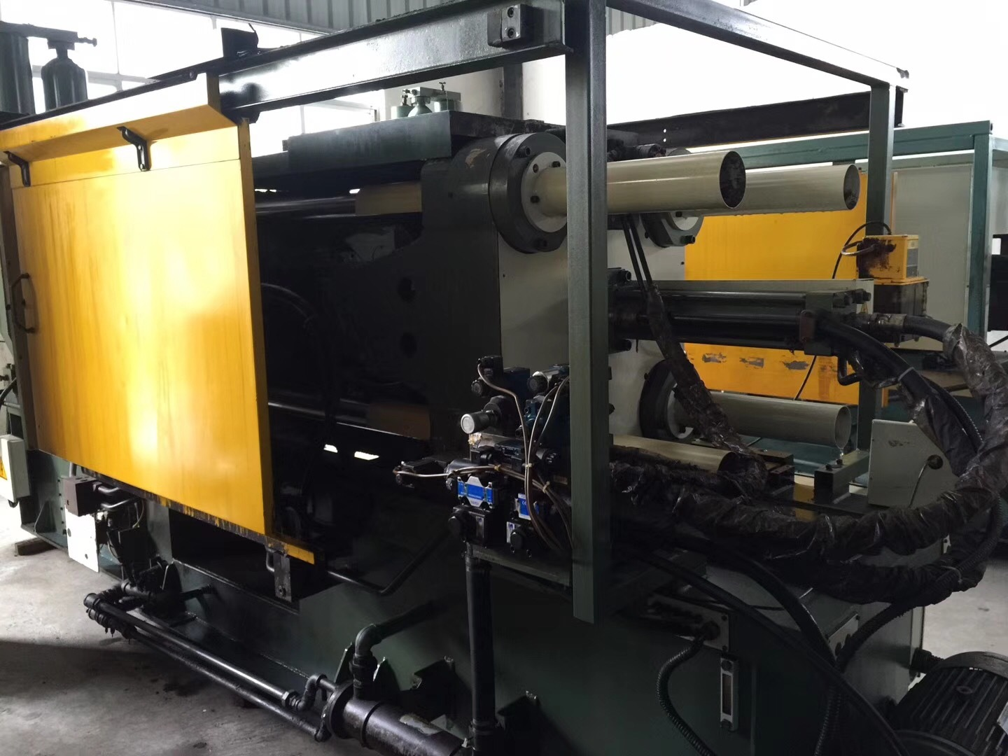 Used LK 200T Cold Chamber Die Casting Machine