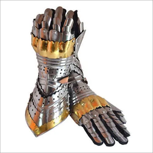 Armour Medieval Articulated Gauntlets Gloves
