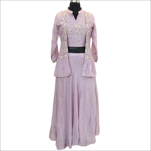Ladies Top Jacket Skirt Dress