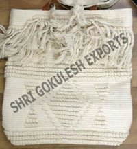 Cotton Handmade Shopping Canvas Bags