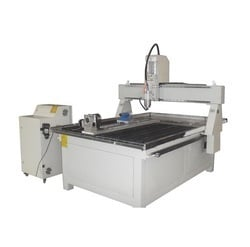 Low Energy Consumption Wood Cnc Router With Turn Mill