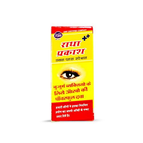 Radha Prakash Double Plus Ayurvedic Eye Drop