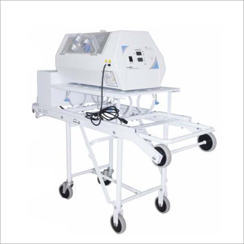 Auto Loading Collapsible Trolley