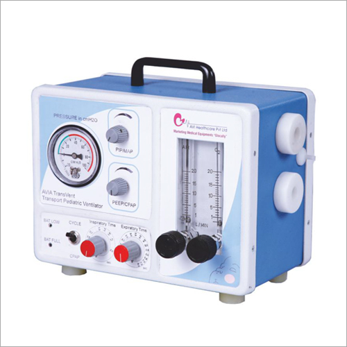 Hospital Neonatal Transport Ventilator