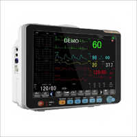Touch Screen Patient Monitor