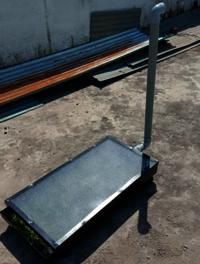 2.5 Kg Capacity Solar Baby Dryer