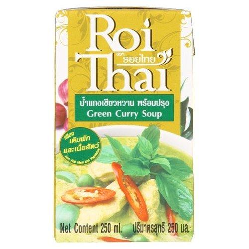 Roy Thai Green Curry Sauce 250 ml.