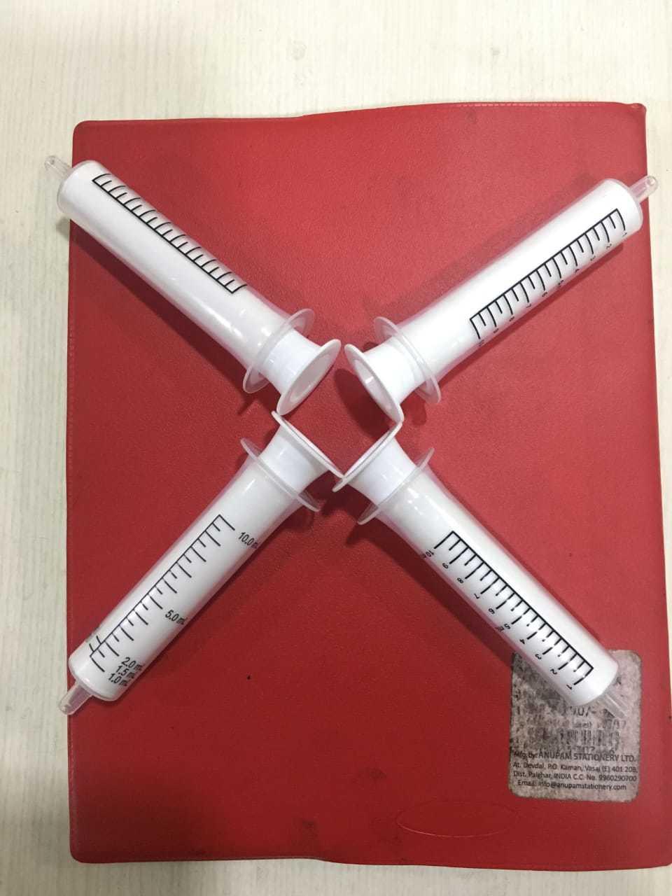 oral dosage syringe