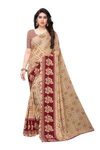 Mayur Printed Saree
