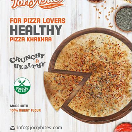 Pizza Khakhra