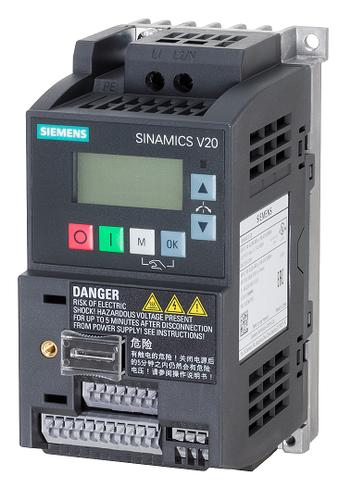 Siemens AC Drive SINAMICS V20