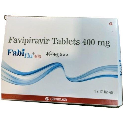 Favipiravir Tablets 400mg