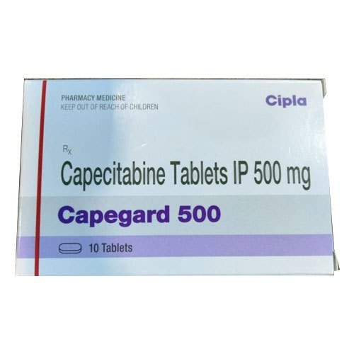 500mg Capecitabine Tablets IP