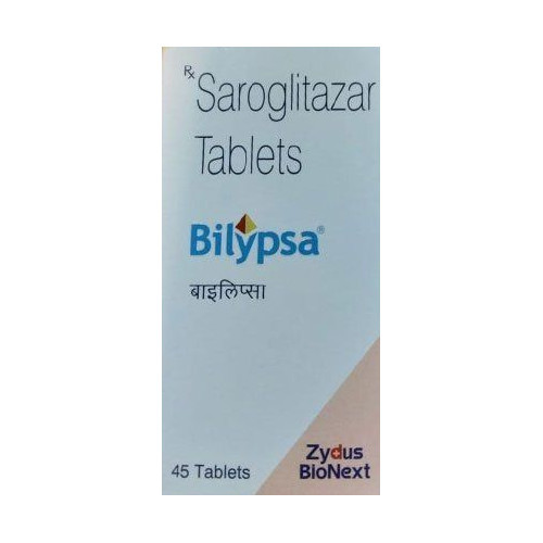 Saroglitazar Tablet