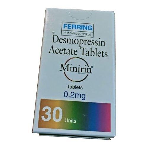 Desmopressin Acetate Tablet 0 2mg