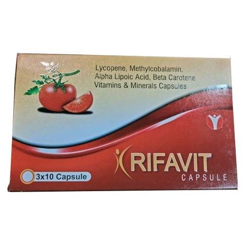 Rifavit Capsule