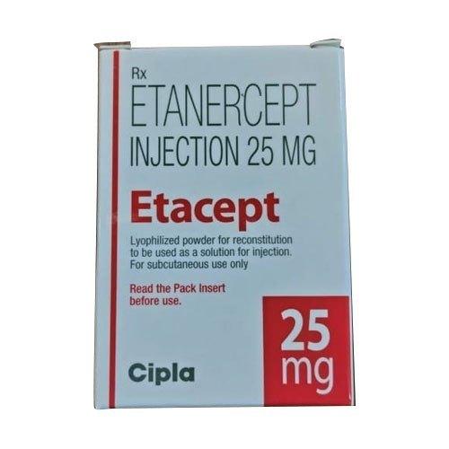 Etacept Entanercept Injection