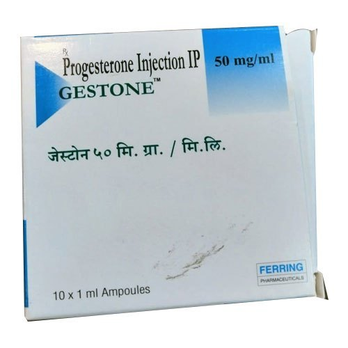 50 Mg Progesterone Injection