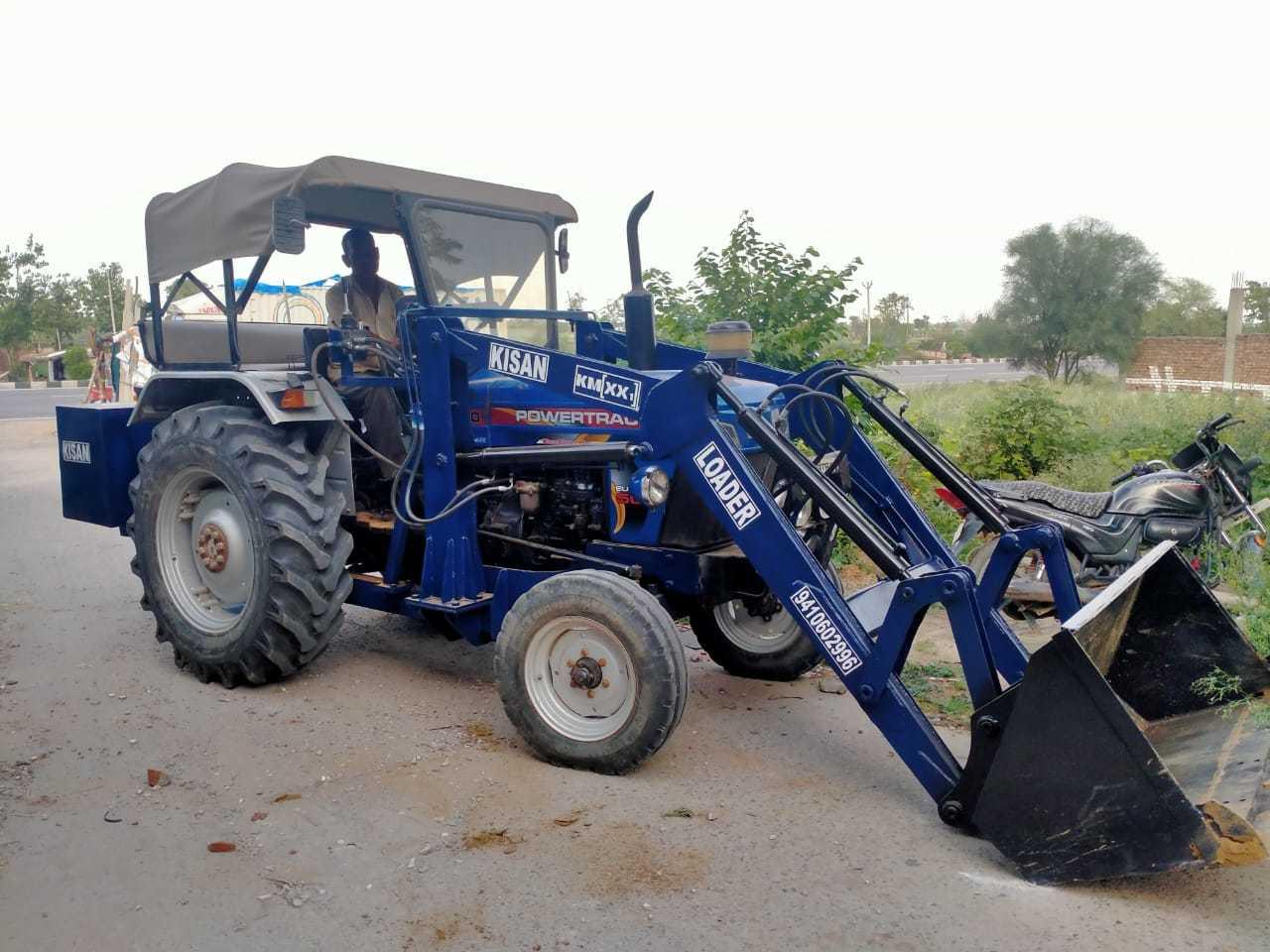 Tractor Front Loader