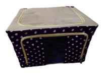 66L Polka Dots Saree Storage Box