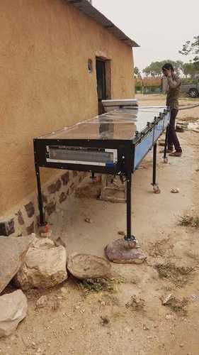 Solar Dryer for Amla