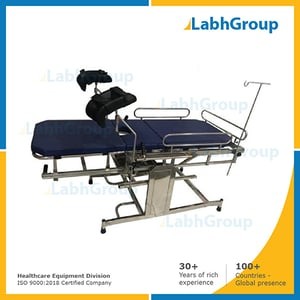 Labour cot for hospital room