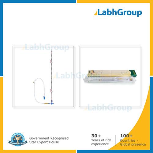 CVP manometer