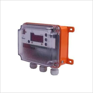 Rate of Flow Head Indicator Controller