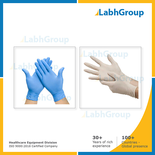 Disposable surgical gloves for covid-19 vaccine