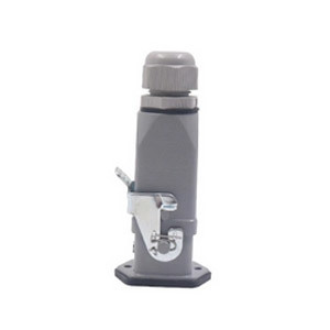 4-5 Pin 16 Amp Heavy Duty Connector Bottom open Top Entry