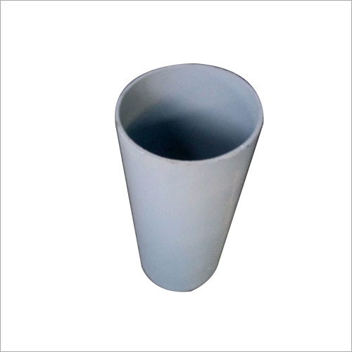 Plastic Rounded Pipe
